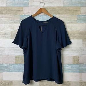 Banana Republic Casual Top Size Large
